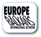 "The ""Europe and the Balkans"" International Network's logo"